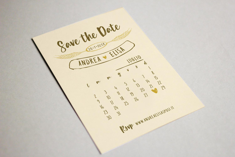 Invito Matrimonio Rustico : Cartolina save the date per matrimonio shakti creative service